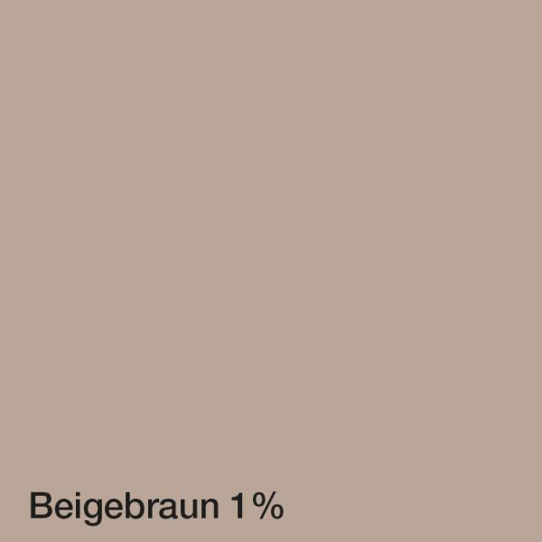 Farbton Acryl-Fassadenfarbe_Beigebraun 1%