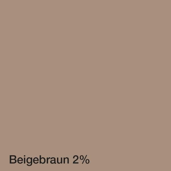 Farbton Acryl-Fassadenfarbe_Beigebraun 2%