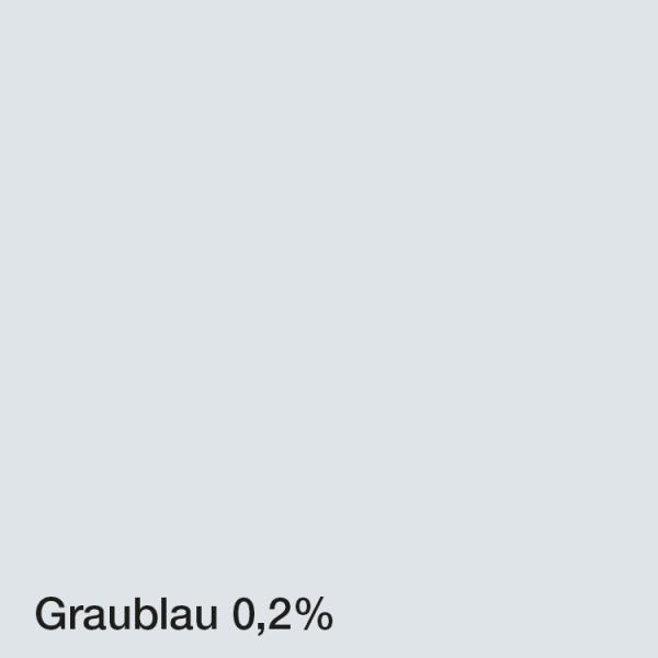 Farbton Acryl-Fassadenfarbe_Graublau 0,2%