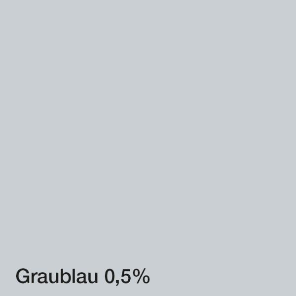 Farbton Acryl-Fassadenfarbe_Graublau 0,5%