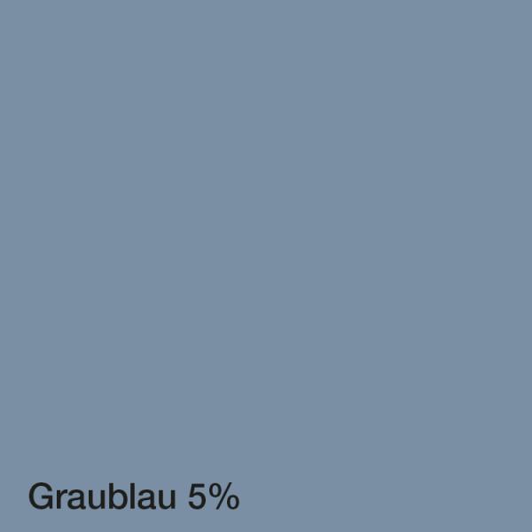 Farbton Acryl-Fassadenfarbe_Graublau 5%