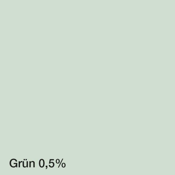 Farbton Acryl-Fassadenfarbe_Gruen 0,5%