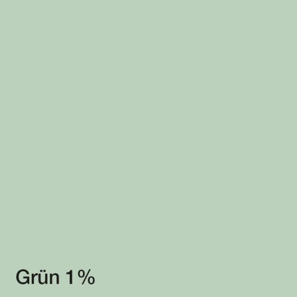 Farbton Acryl-Fassadenfarbe_Gruen 1%