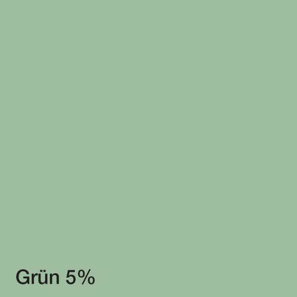 Farbton Acryl-Fassadenfarbe_Gruen 5%