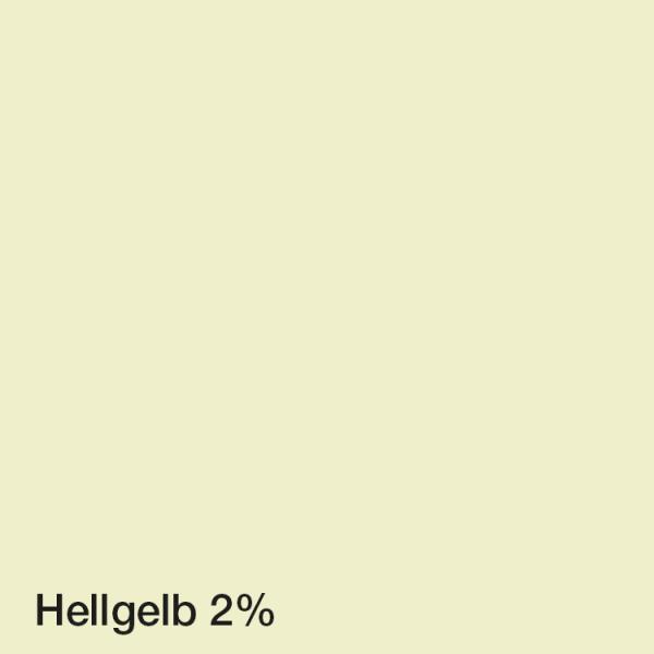 Farbton Acryl-Fassadenfarbe_Hellgelb 2%