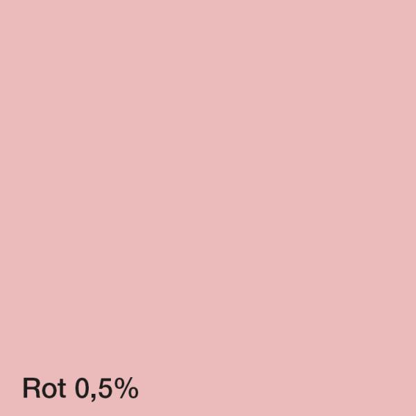 Farbton Acryl-Fassadenfarbe_Rot 0,5%