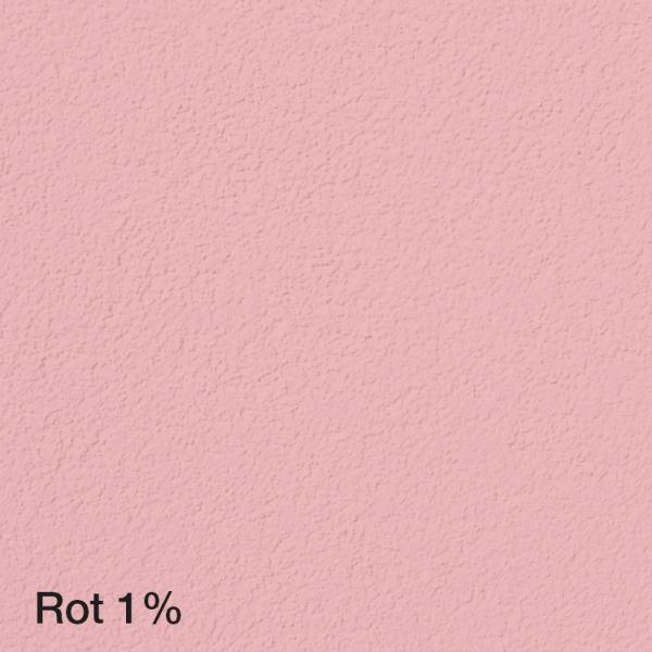 Farbton Acryl Fassadenfarbe Oxidgelb 1% auf Fassade