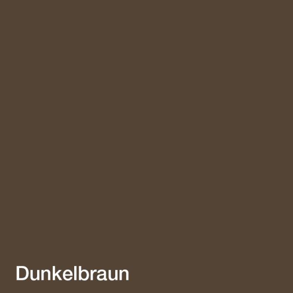 Farbton Acryl Sockelfarbe Dunkelbraun