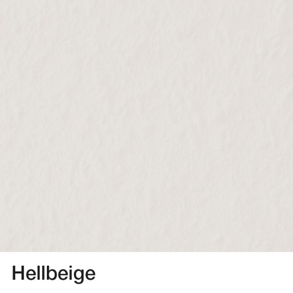 Farbton Höpner Anti Schimmelfarbe Hellbeige auf Raufasertapete