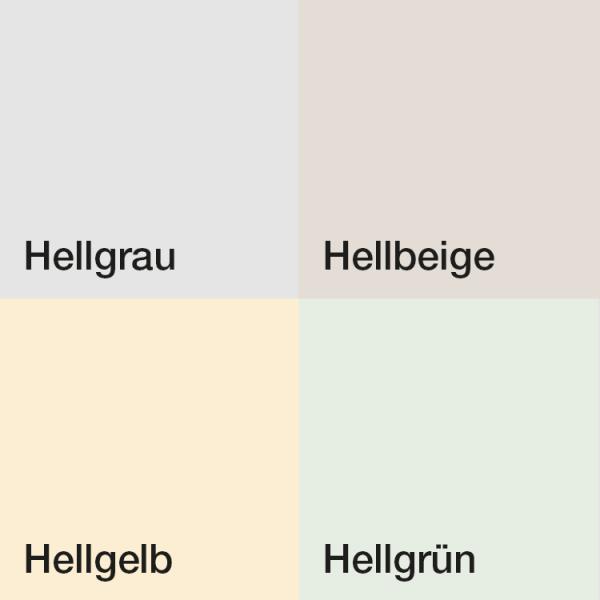 Hoepner Antischimmelfarbe Übersicht Farben