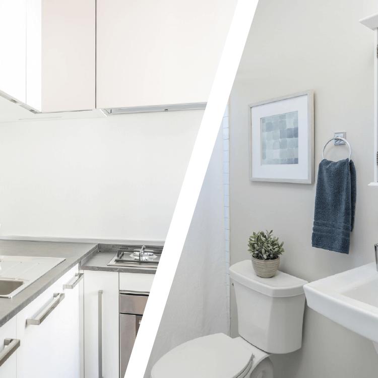 Bad- und Küchenfarbe - Feuchtraumfarbe - Höpner Lacke ...