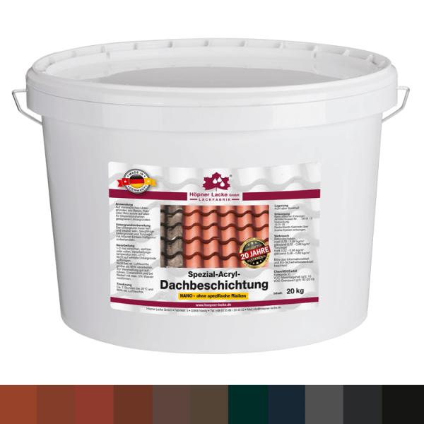Hoepner Spezial Acryl NANO Dachbeschichtung_Produkt_matt