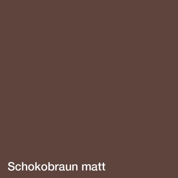 Hoepner Spezial und NANO Acryl Dachbeschichtung Schokoladenbraun matt