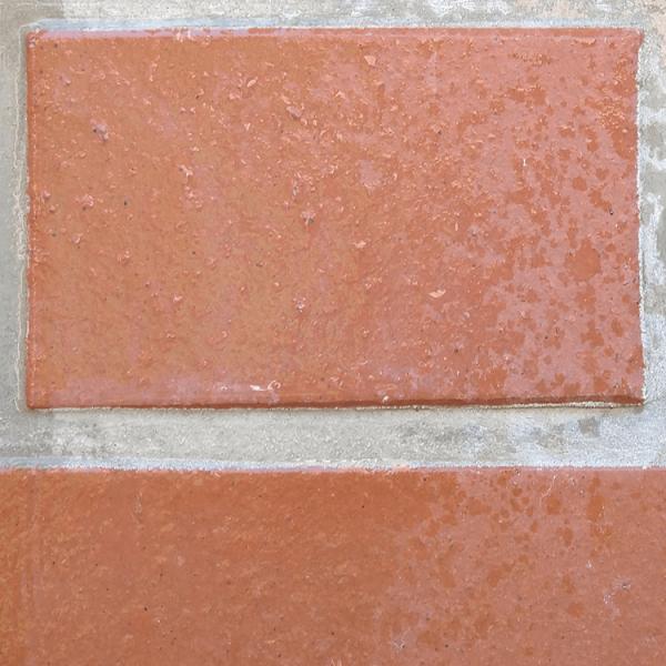 Hoepner Fassadenimpraegnierung Anwendung auf Klinker Fassade